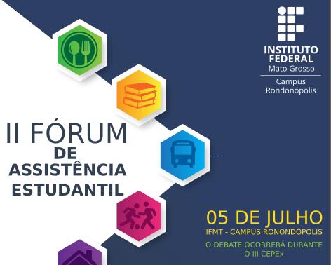 III Fórum de Assistência Estudantil