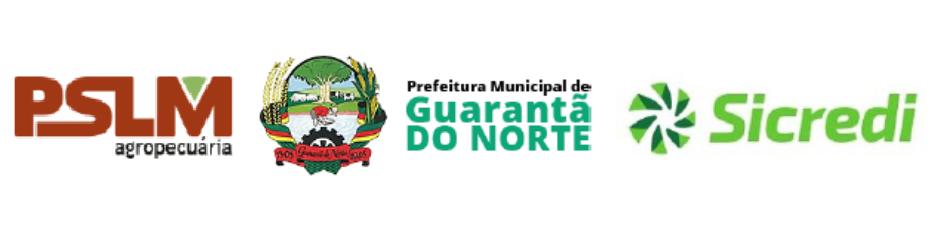 PSLM Agropecuária, Prefeitura de Municipal de Guarantã do Norte, SENAR Mato Grosso  e SICREDI
