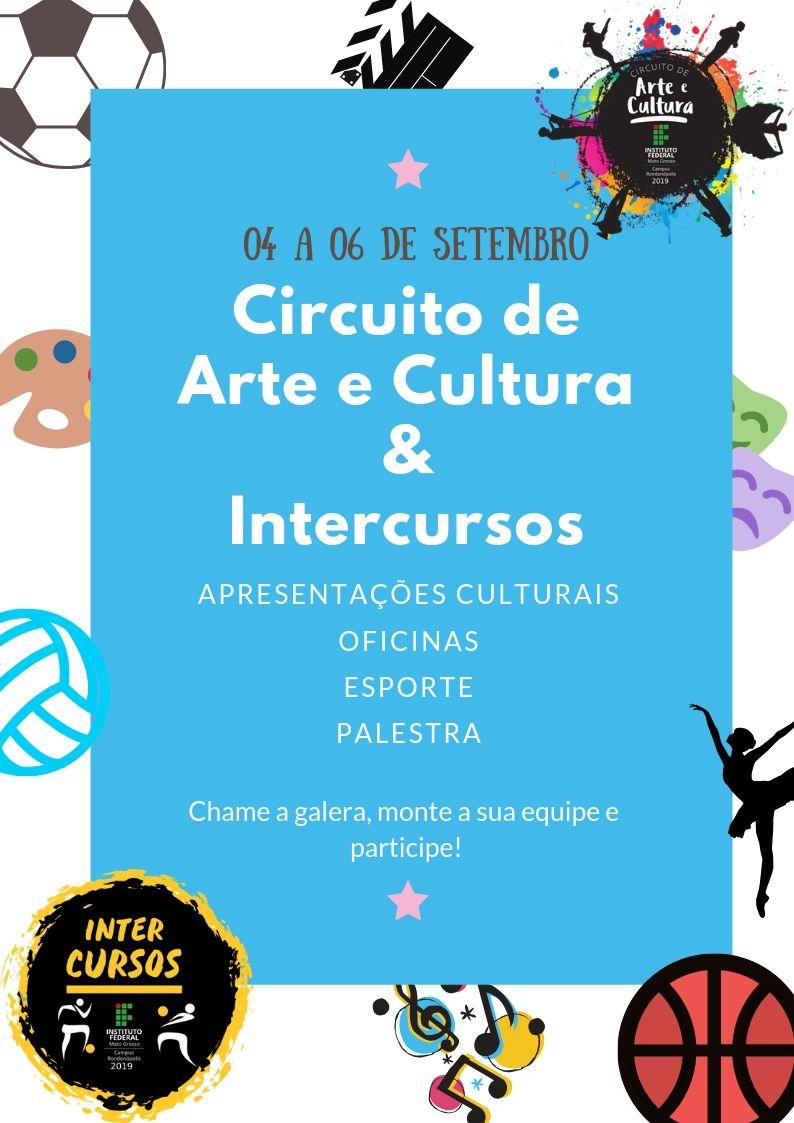 III Circuito de Arte e Cultura do IFMT - Campus Rondonópolis