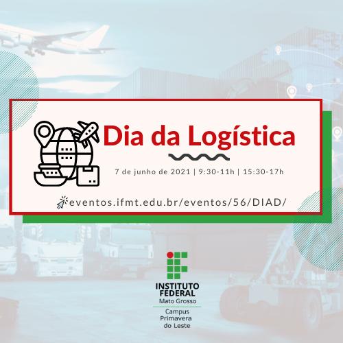 III Dia da Logística - IFMT/PDL